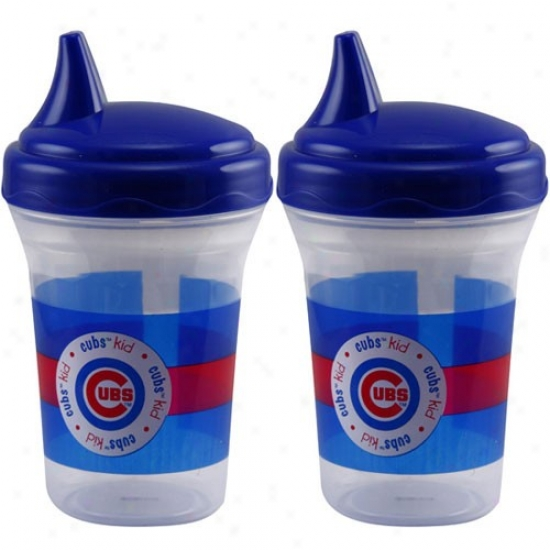 Chicago Cubs 2-pack Sippy Cups