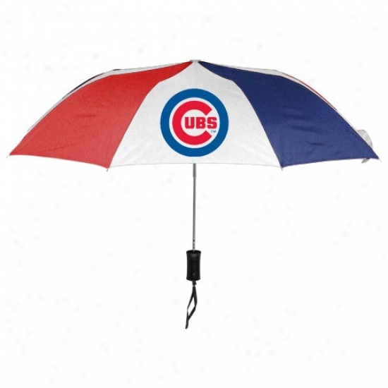 Chicago Cubs 42'' Folding Umbrella