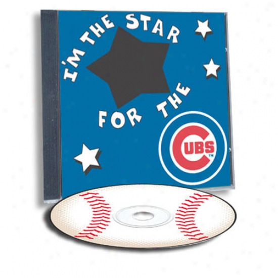 Chicago Cubs Game Hero Custom Sports Cd