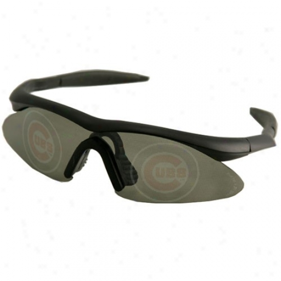 Chicago Cubs Kids Sublimated Sunglasses