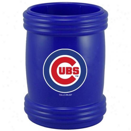 Chicago Cubs Royal Blue Sports Magna-coolie Beverage Owner
