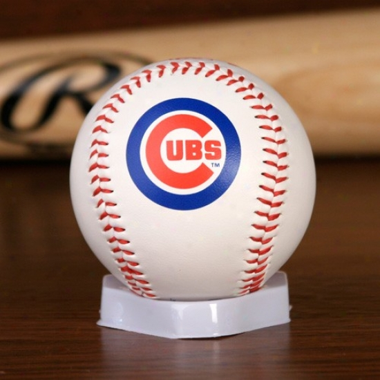 Chicago Cubs ''the Oritinal'' Team Logo Collectible Baseball