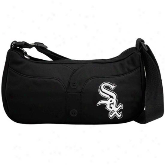 Chicago White Sox Black Jersey Purse