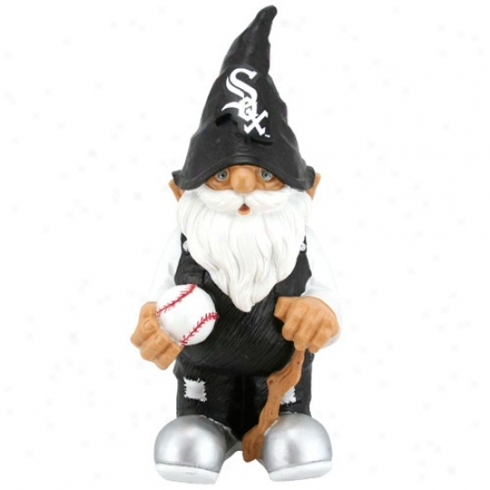 Chicago White Sox Mlb Garden Gnome