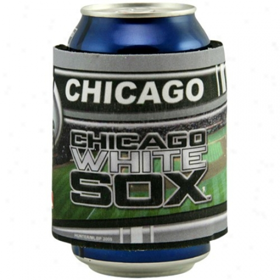 Chicago White Sox Slap Wrap Can Coolie