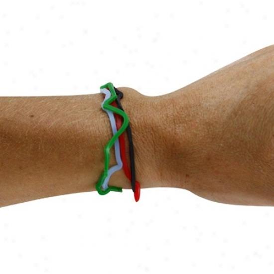 Cincinnati Reds Logo Bandz Bracelets