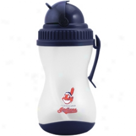 Cleveladj Indians Sport Sipper With Belt Clip