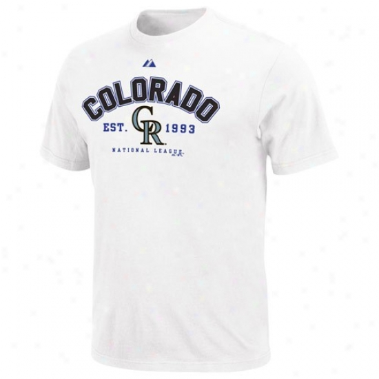 Colorado Rockies Attire Majestic Colorado Rockies Youth