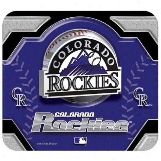 Colorado Rofkies Team Logi Neoprene Mouwepad