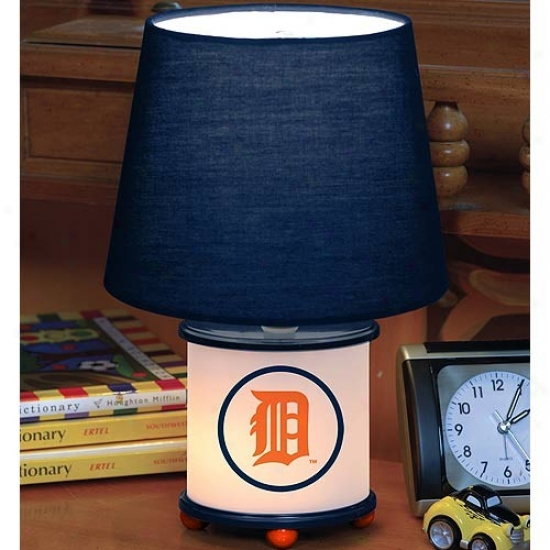 Detroit Tigers Dual-lit Accent Lamp