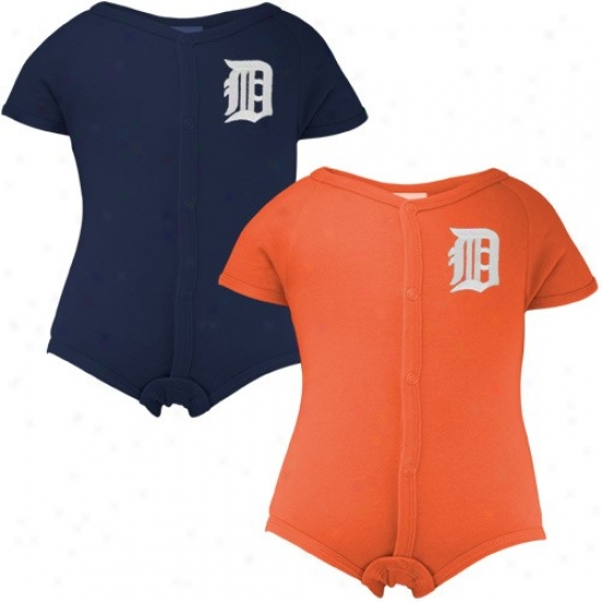 Detroit Tigers Infant Two Piece Outfit Set