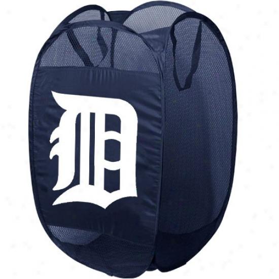 Detroit Tigers Navy Blue Pop-up Sport Hamler