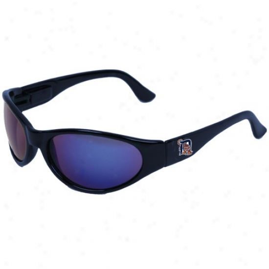 Detroit Tigers Ships Blue Sunglasses