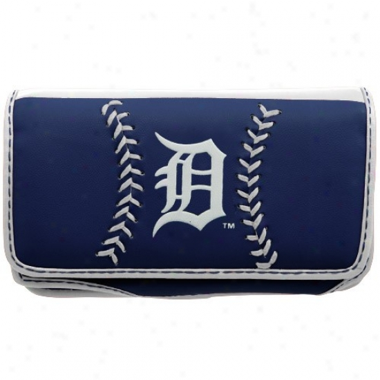 Detroit Tigers Navy Blue Ecumenical Smartphone Case