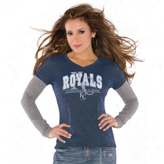 Alyssa Milano Kansas City Royals