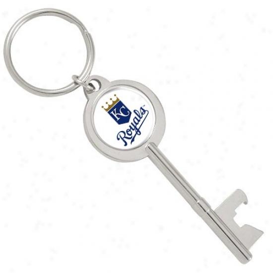 Kansas City Royals Key Bottlr Opener Keychain