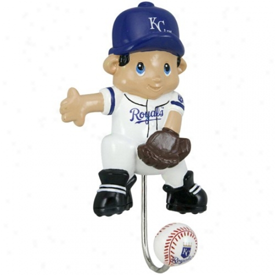 Kansas City Royals Masxot Wall Hoo