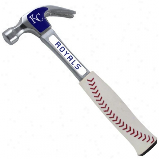 KansasC itty Royals Pro-grip Hammer
