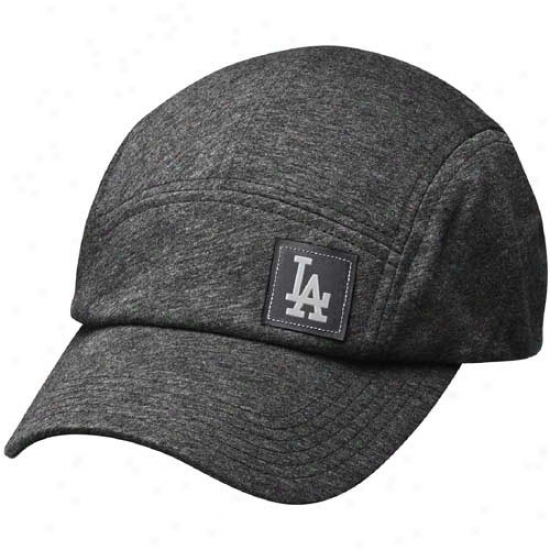 L.a. Dodgers Caps : Nike L.a. Dodgers Gray-haired Flve Panel Aw84 Unisex Adjustable Caps