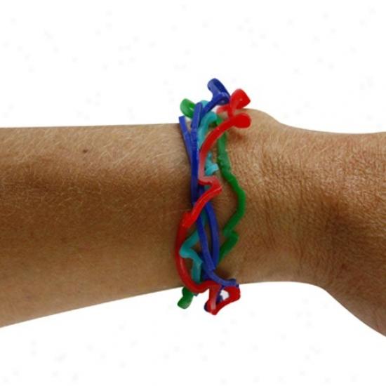 L.a. Dodgers Logo Bandz Bracelets