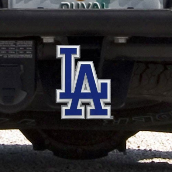 L.a. Dodgers Logo Hitch Shield