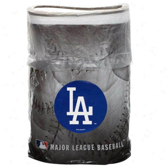 L.a. Dodgers Pop-up Trash Can
