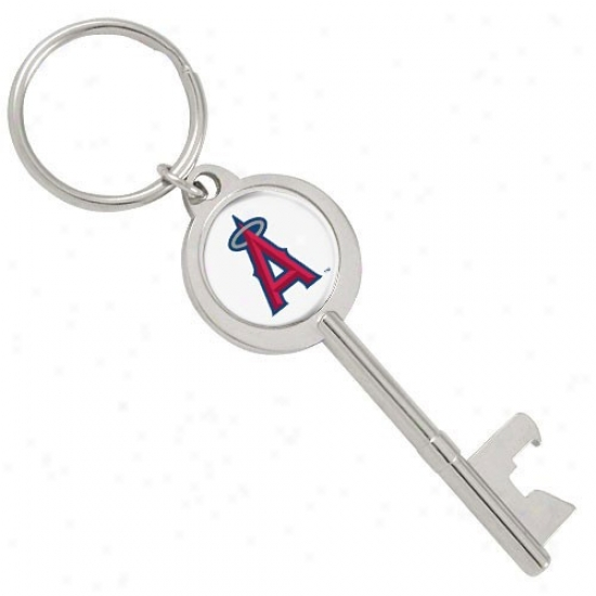 Los Angeles Angels Of Anaheim Key Bottle Opener Keychain