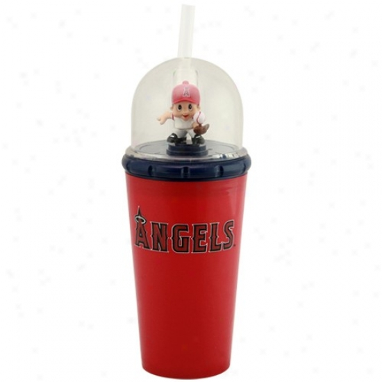 Los Angeles Angels Of Anaheim Ree Wind-up Mascot Cup