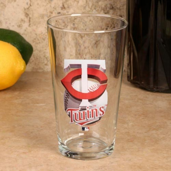 Minnesota Twins 17 O2. Enhanced Hi-def Mixing Glaass