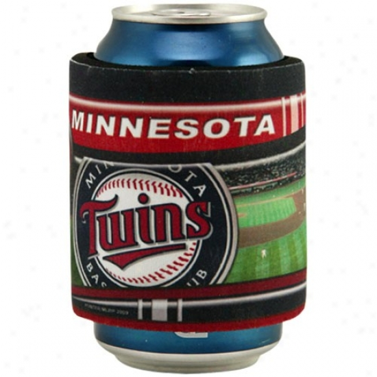 Minnesota Twins Strike Wrap Can Coolie