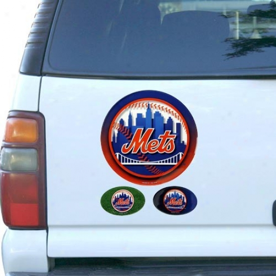 New York Mets 3-pack Loadstone Set