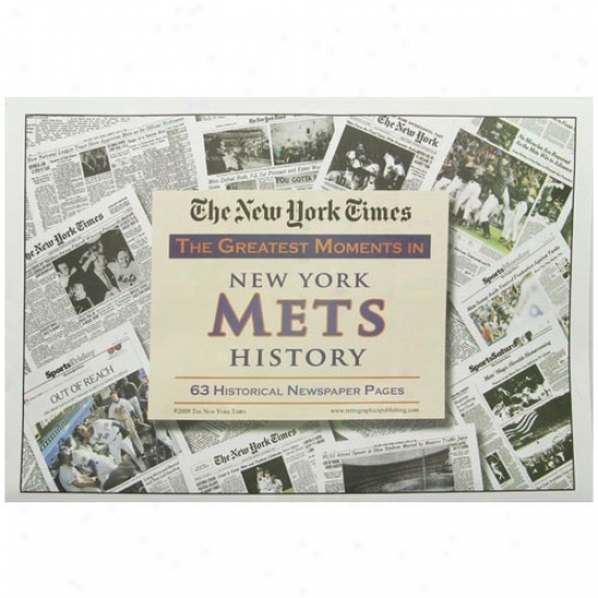Ndw York Mets Greatest Momentd Gazette