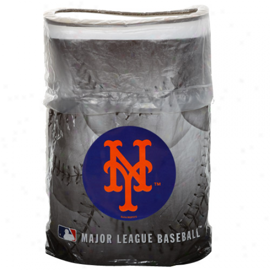Just discovered York Mets Pop-up Trash Can
