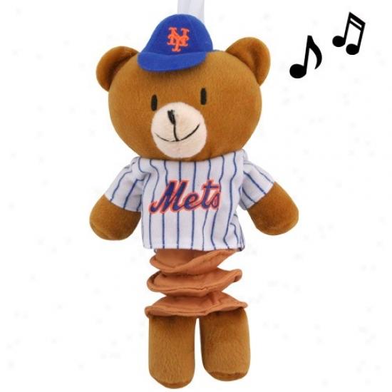 New York Mets Pull-down Mascot