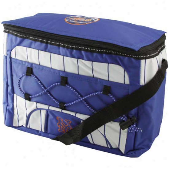 New York Mets Royal Blue Patroller Cooler