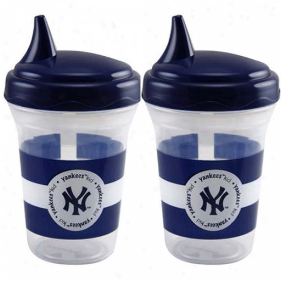 New York Yankees 2-pack Sippy Cups