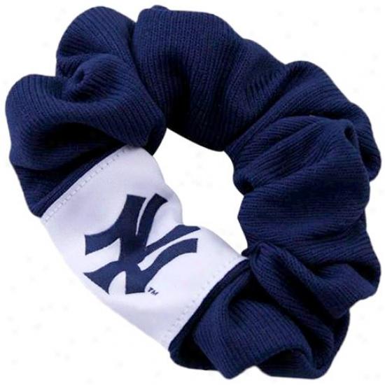 New York Yankees Hair Twist
