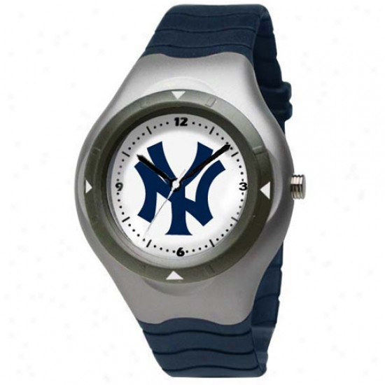 New York Yankees Wrist Watch : New York Yankees Prospect Wrist Watch