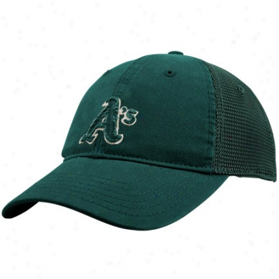 Oakland Athletics Caps Oakland Athletics Green