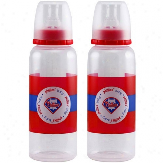 Philadelphia Philies 2-pack Bottle Set