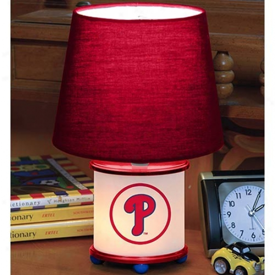 Philadelphia Phillies Dua-llit Accent Lamp