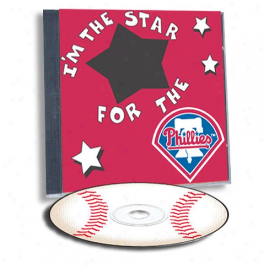Philadelphia Phillies Game Hero Custom Sprots Cd