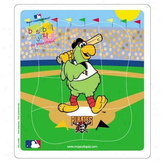 Pittsburgh Pirates Baseball Puzzle