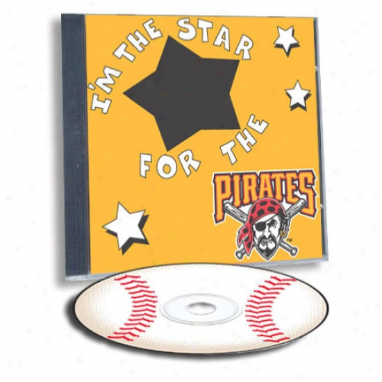 Pittsburgh Piratez Gamble Hwro Form Sports Cd