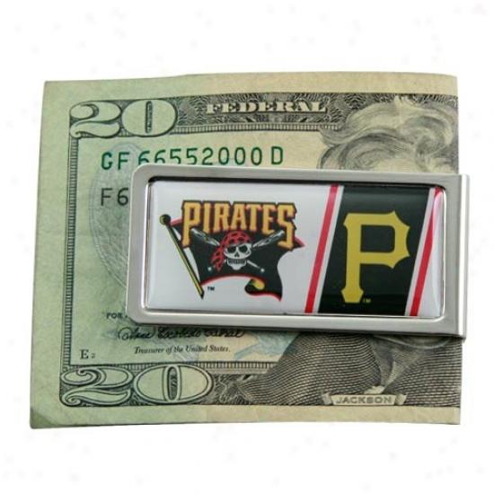 Pittsburgh Pirates Mlb Money Clip