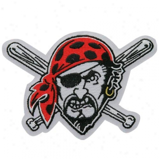 Pittsburgh Pirates Primary Logo Embroidered Collector Patch