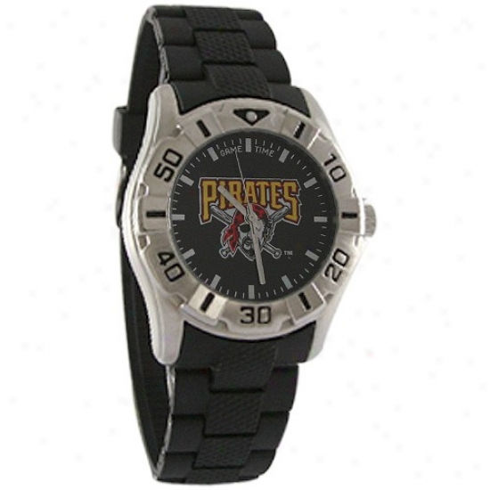 Pittsburgh Pirates Wrist Watch : Pittsburgh Pirates Mvp Wrist Watch