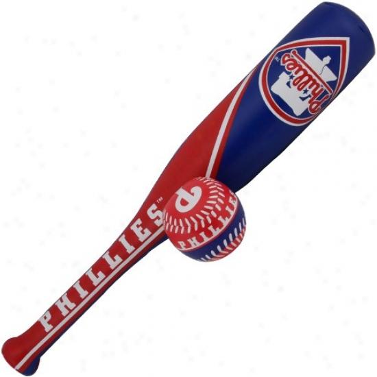 Rawlings Philadelphia Philoies Softee Bat & Ball Set