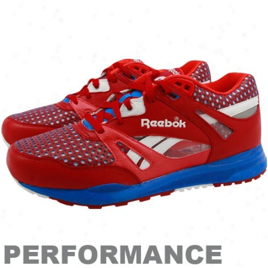 Reebok Philadelphia Phillies Red Ventilator Shoes