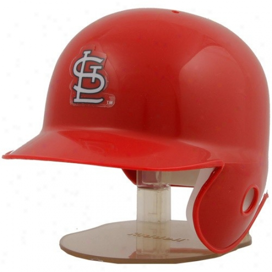Riddell St Louis Cardinals Replica Mini Batter Helmet
